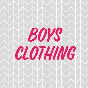 Boys Clothing Section